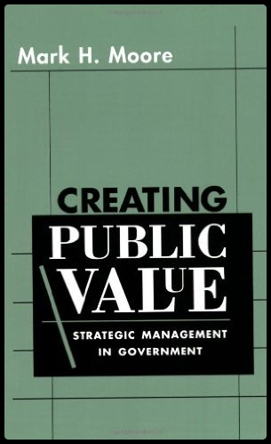 creating public value book cover 2