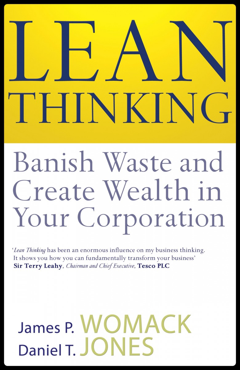 lean thinking book cover 2