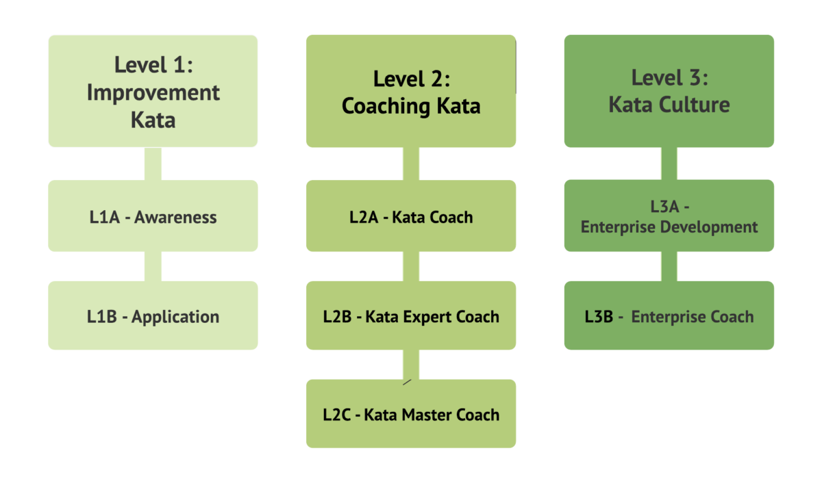 Coming soon…the Kata Competency System