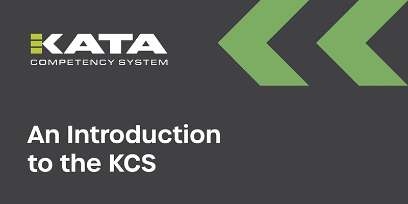 An Introduction to the Kata Competency System